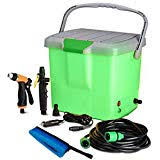 Uniquestoree High Pressure <b>Portable</b> Automatic <b>Car Washer</b>, <b>Water</b> ...