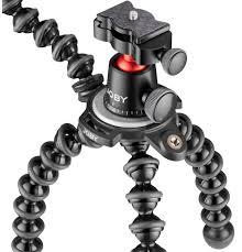 <b>Штатив Joby GorillaPod 3K</b> PRO Rig черный купить в интернет ...