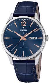 Наручные <b>часы FESTINA F20205</b>/<b>3</b> — купить по выгодной цене ...