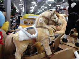oh gtm oh gtm how lovely are your prices the mom s guide to i took a picture of this adorable 39 99 rocking horse at costco yesterday