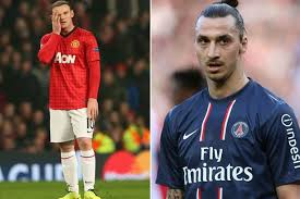 PSG : Ibrahimovic au Bayern, Rooney pour le remplacer ?