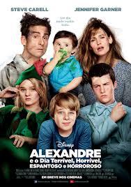 Assistir Alexandre e o Dia Terrivel Horrivel Espantoso e Horroroso