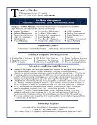 professional resume maker   wapitibowmen resumefacilities manager professional resume sample design resumes rcgbv a inside professional resume maker