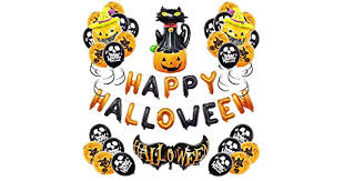 <b>Halloween</b> Balloons, <b>Halloween</b> Party <b>Aluminum</b> Balloon Set KTV ...