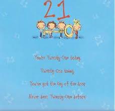 Happy 21st Birthday Quotes Funny. QuotesGram via Relatably.com