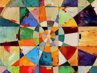 560 <b>Geometric Abstract</b> Painting ideas in 2021 | abstract, abstract ...