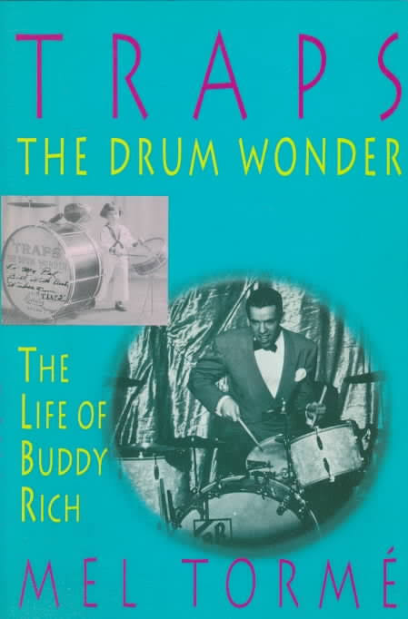 Image result for mel torme book on buddy rich""