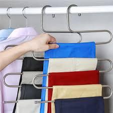 s Тип Одежда <b>Брюки Брюки Вешалка</b> Многослойные шкафы для ...
