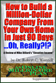 mike dillard s elevation group a new book release a review of mike dillard s elevation income review how to build a million dollar company from your