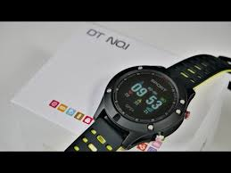 Unboxing NO.1 F5 GPS <b>Outdoor Sports Watch</b> - YouTube