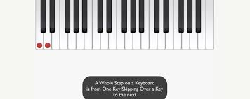Image result for black and white key notes
