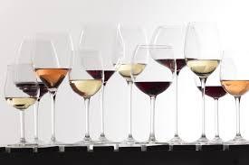 Выбираем правильные <b>бокалы</b> для <b>вина</b>