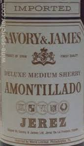 Image result for image amontillado sherry bottle