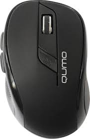 <b>Мышь Qumo Office Line</b> Gray M63, серый, черный — купить в ...