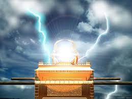 Image result for THE PENALTY FOR TOUCHING THE ARK OF THE COVENANT