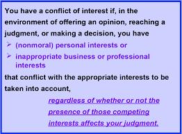 seng andrew harvey s blog conflict of interest1