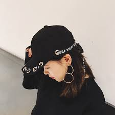 Men&Women <b>Fashion</b> Long Belt Ribbon Black Baseball Caps <b>2018</b> ...