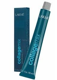 Lakme Collagemix <b>Корректирующая крем</b>-<b>краска для волос</b> 60 мл ...