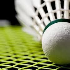Kepuasan selepas bermain badminton, senaman, joging, aktiviti mengeluarkan peluh