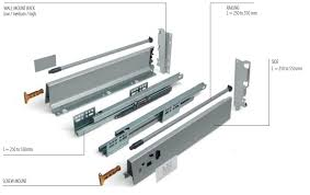 soft close drawers box: ampnbsp mm high x mm long drawer box simply provide the back front and