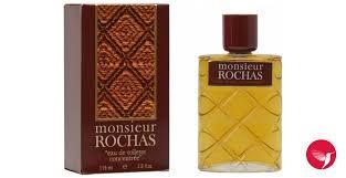 <b>Monsieur Rochas</b> Eau de Toilette Concentree <b>Rochas</b> одеколон ...