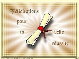 Image result for Félicitation image