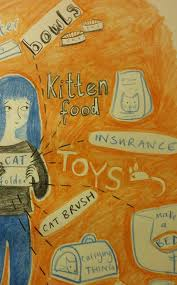 the kit of a cat martha lightfoot illustrator the kit of a cat