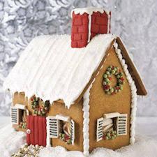 Gingerb House Designs   Free Patterns  amp  Ideas    TipNut comcountryliving com
