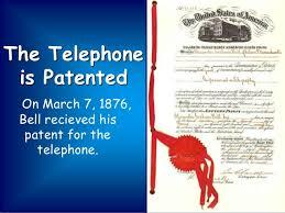 「Alexander Graham Bell patent」の画像検索結果