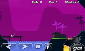 Androidkalem.com , Bedava apk indir Super Stickman Golf  versiyon 2.2– Farklı ve Çok Sportif
