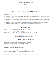 resume template automotive mechanic resume template auto  diesel mechanic resume sample