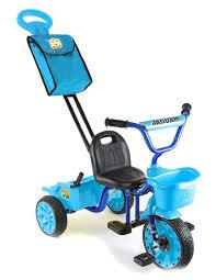 <b>Трехколесный велосипед Jaguar</b> MS-0569, синий — купить в ...