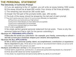 Uc essay prompts   Pinterest Your Drop in the Water  Showing Up in UC Personal Statement One