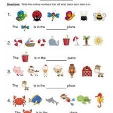 Ordinal Numbers Worksheets - Have Fun Teachingordinal numbers worksheet 6