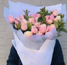 <b>Rose</b> bouquet- long stem <b>big head roses</b> – Shady Hill Luxury Flowers
