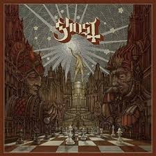 <b>Ghost Popestar</b> CD multicolor - Booking Now