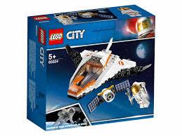 <b>Конструктор LEGO City Space</b> Port 60224 Миссия по ремонту ...