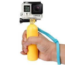 <b>PULUZ Floating Handle Bobber</b> Hand Grip with Strap for GoPro ...