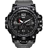 <b>SMAEL Men's</b> Sports Analog Digital <b>Quartz</b>- Buy Online in Kenya at ...