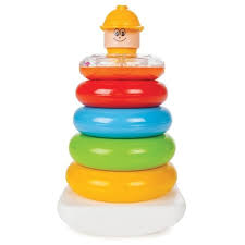 <b>Пирамидка pilsan Веселые кольца</b> - купить , скидки, цена, отзывы ...