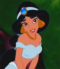 Jasmine - Hot Disney Princess