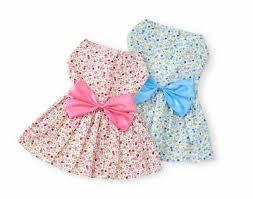 Puppy Dog <b>Dress</b>,<b>Cute</b> Floral <b>Princess</b> Ribbon <b>Skirt</b> for Small Dogs ...