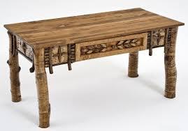 birch bark furniture coffee table bark furniture
