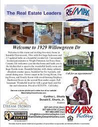 property flyer for beavercreek homes for welcome home property flyer for beavercreek homes for