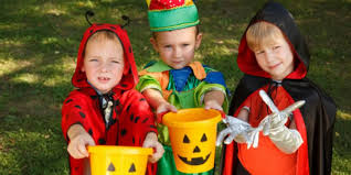 Image result for Halloween trick or treat picture