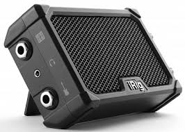 Купить Гитарный <b>усилитель IK MULTIMEDIA iRig</b> Nano <b>Amp</b> с ...