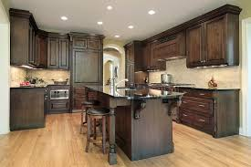 Walnut Floor Kitchen Kitchen Colors With Dark Walnut Cabinetsunique Cabinets Amys Office
