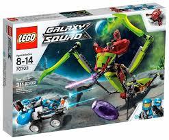 <b>Конструктор LEGO</b> Galaxy Squad 70703 <b>Star</b> Slicer — купить по ...