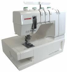 Купить <b>Оверлок Janome Cover Pro</b> 2000 CPX по выгодной цене ...