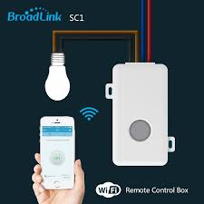 <b>Broadlink SC1 Wifi Controller</b> Smart Home Automation Modules IOS ...